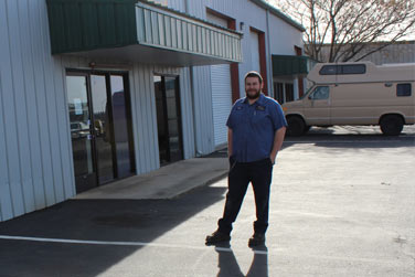 Image of Jake Leslie at J and J Automotive in Chico